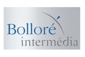 Logo Bolloré Intermédia