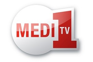Logo Medi1TV