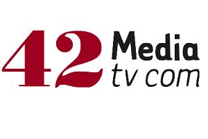 Logo 42 Media tv