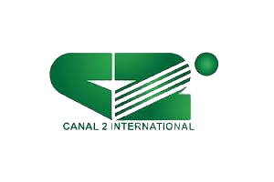 Logo Canal 2 International