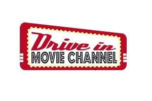 Logo Drive In Movie Channel